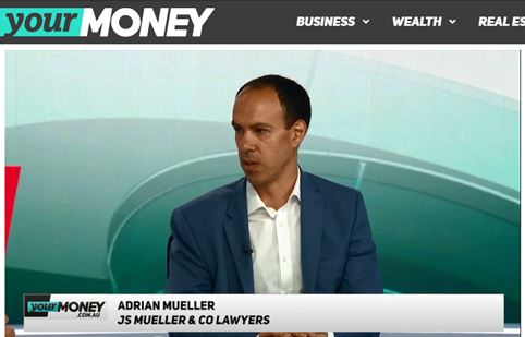 Opal Tower Building Defects Interview Adrian Mueller Strata Lawyer