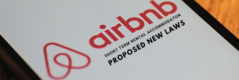 Short Term Rental Accommodation Proposed_New_Laws
