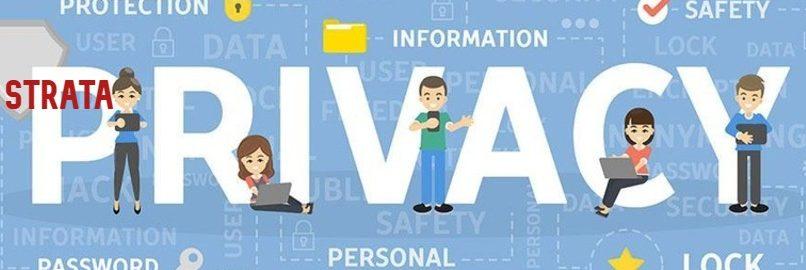 Strata Records and Privacy Law
